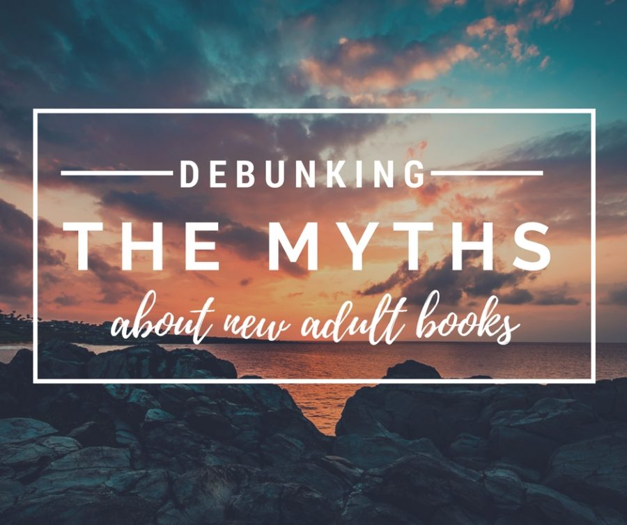 Greatest Hits: Debunking the Myths About New Adult Books