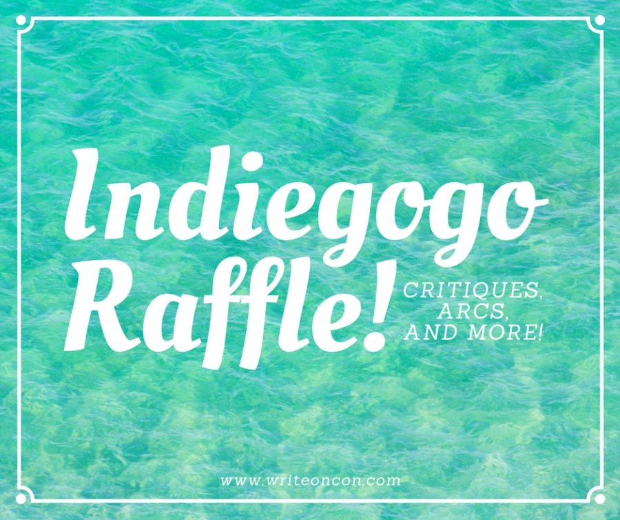 Indiegogo Raffle