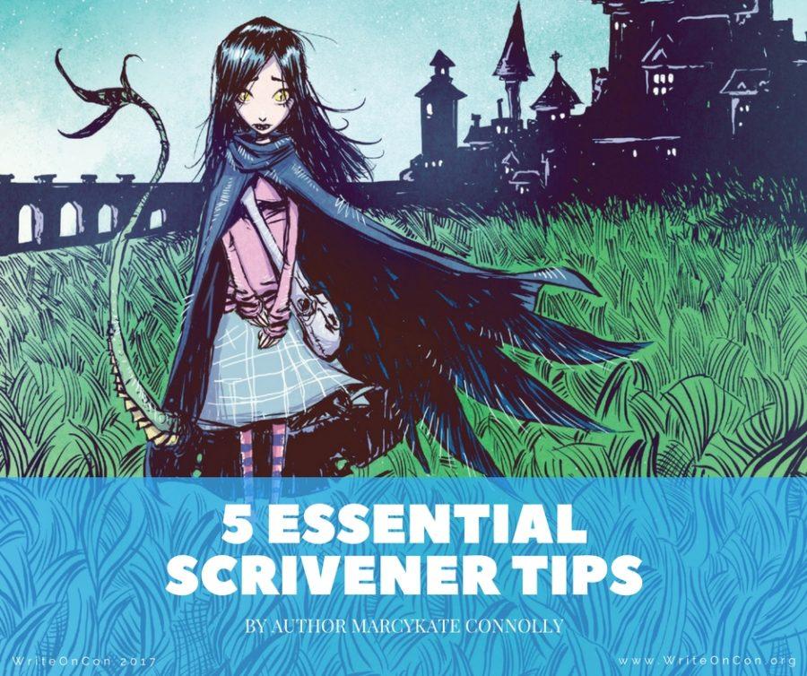 5 Essential Scrivener Tips