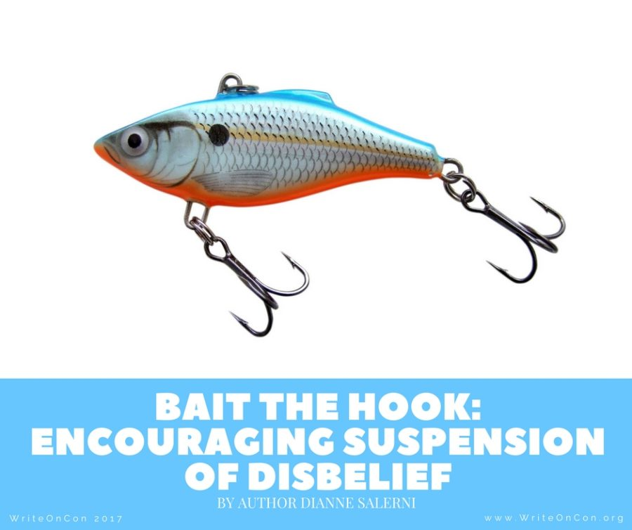 Bait the Hook: Encouraging Suspension of Disbelief