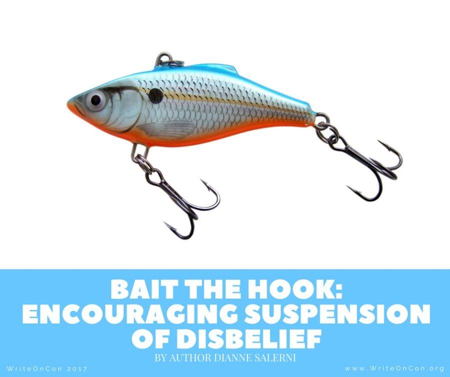 Bait the Hook: Encouraging Suspension of Disbelief