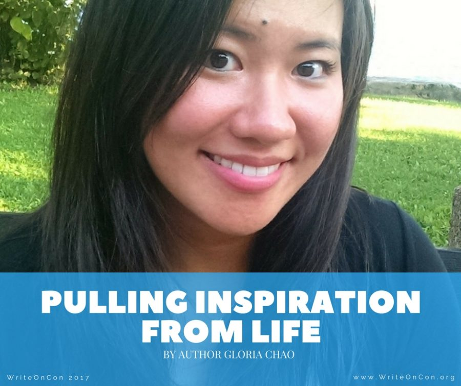 Pulling Inspiration from Life