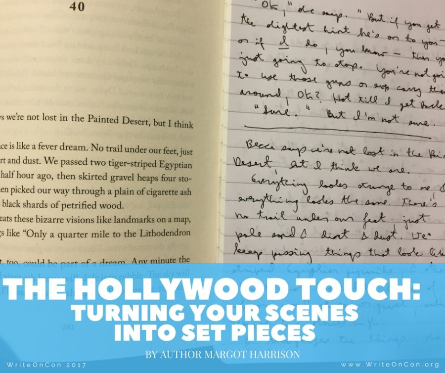 The Hollywood Touch: Turning Your Scenes Into Set Pieces