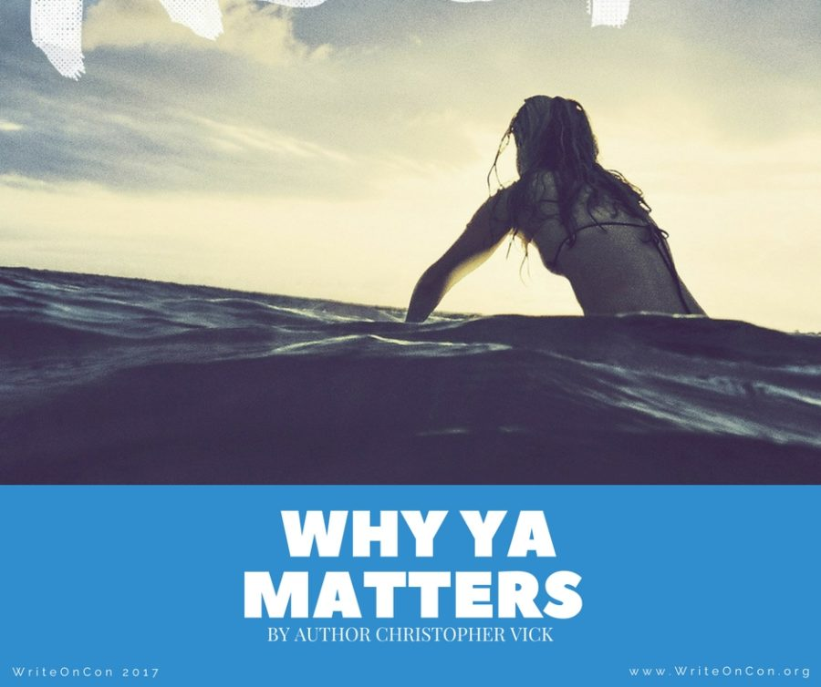 Good Stories, Where Bad Things Happen: Why YA Matters