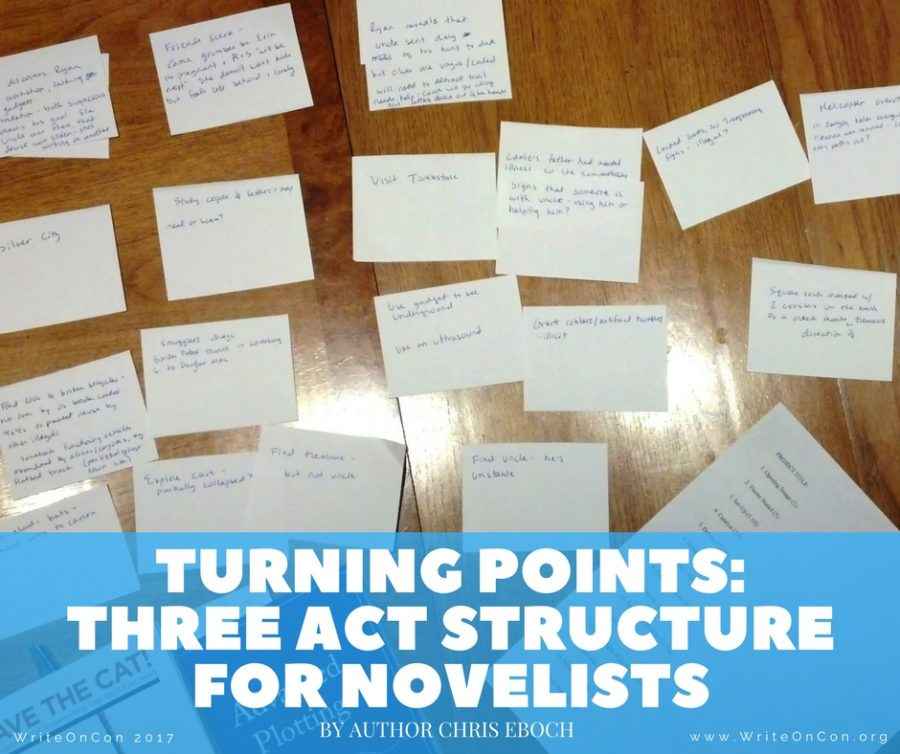 Turning Points- Three Act Structure for Novelists