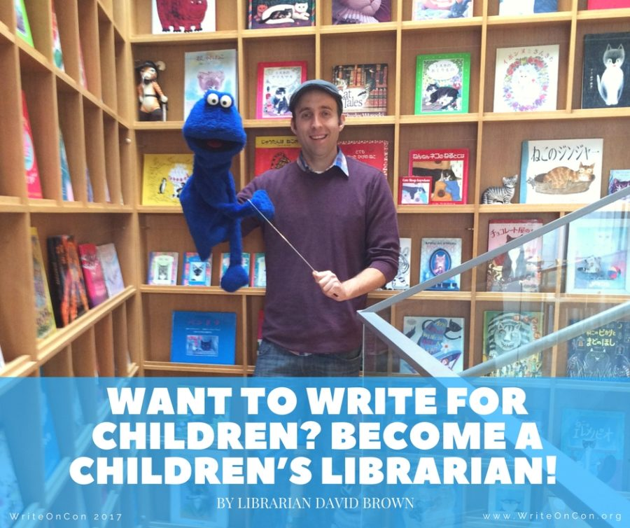 Want to Write for Children? Become a Children's Librarian! Seriously, Do It.