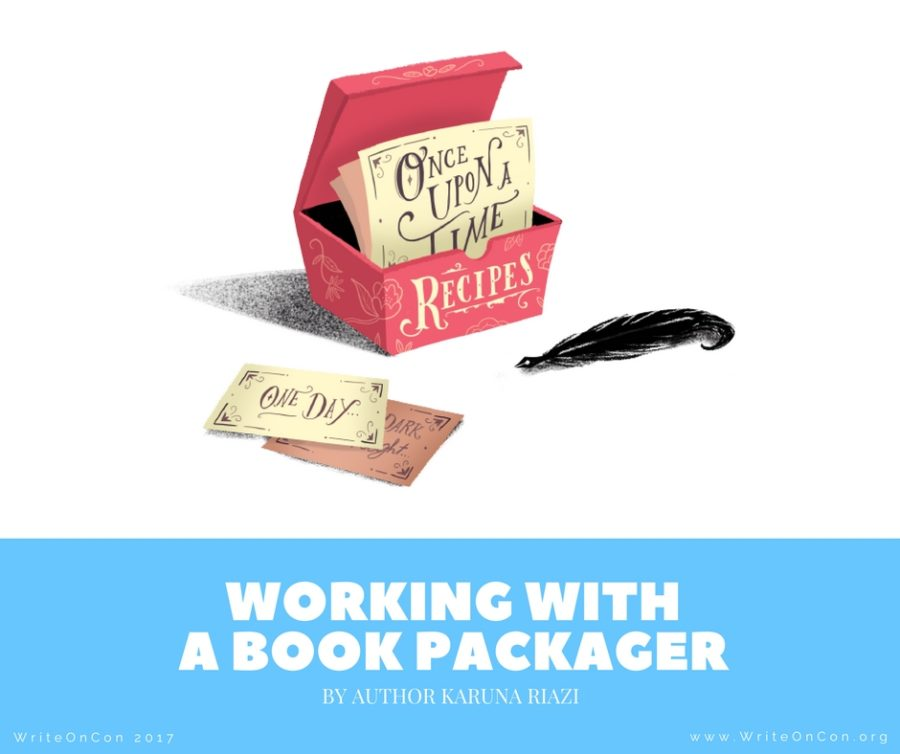 Working With a Book Packager