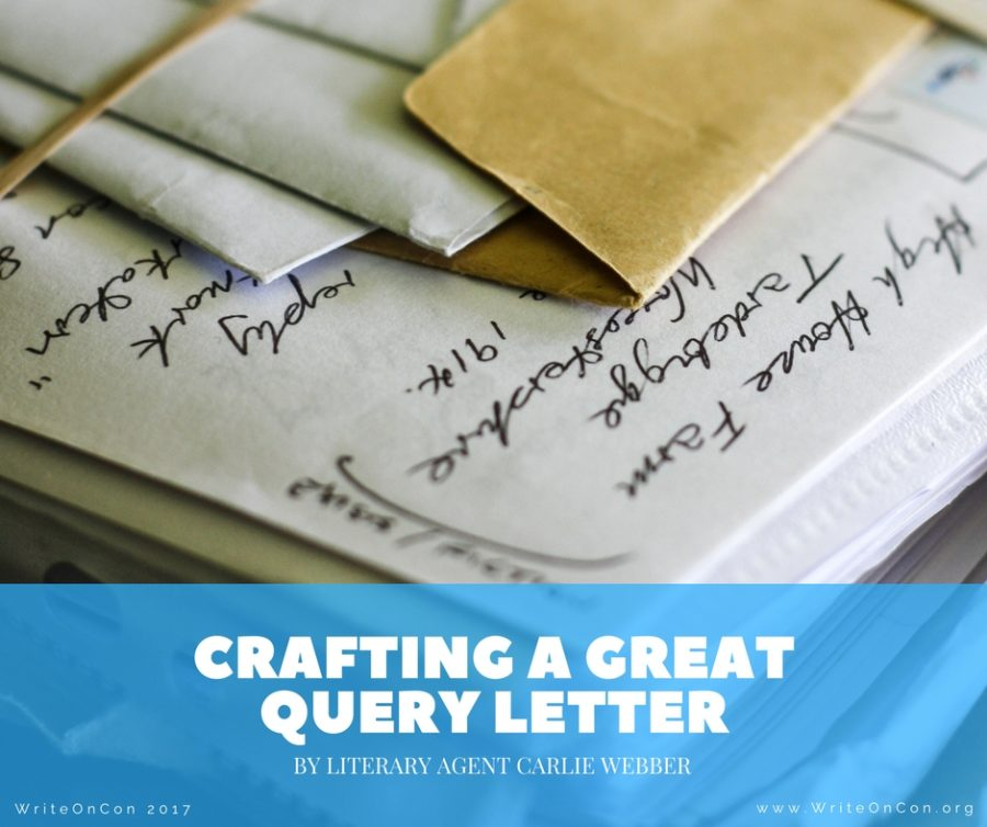 Crafting a Great Query Letter