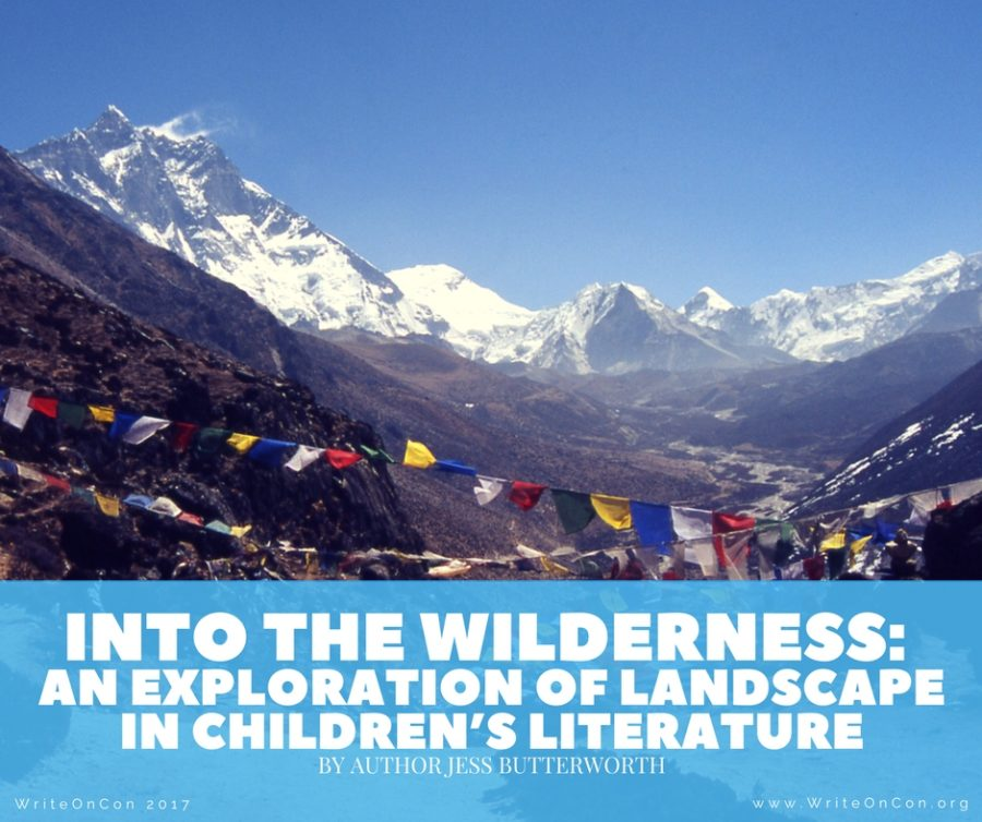 Into the Wilderness: An Exploration of Landscape in Children's Literature