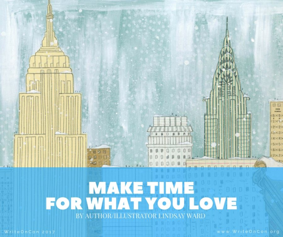 Make Time for What You Love