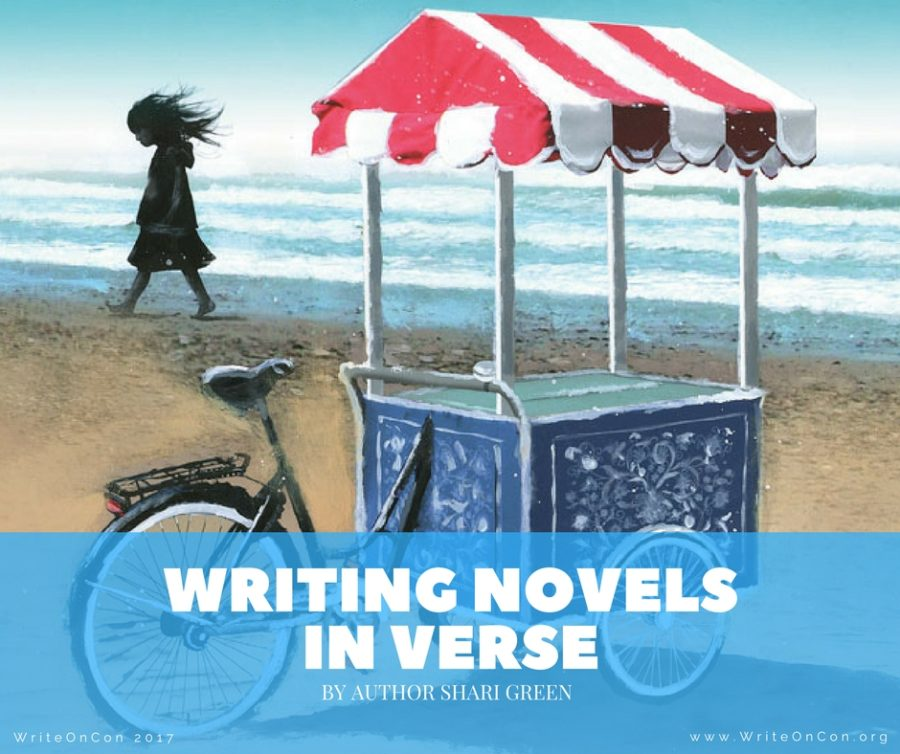 Writing Novels in Verse