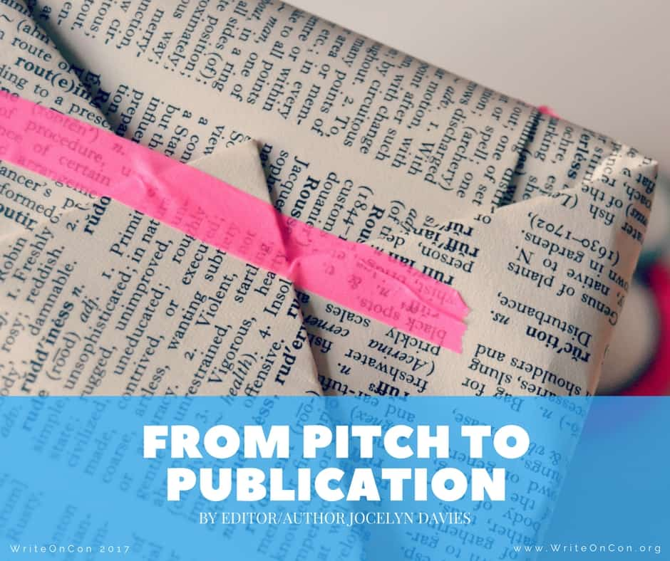 Pitch to Publication