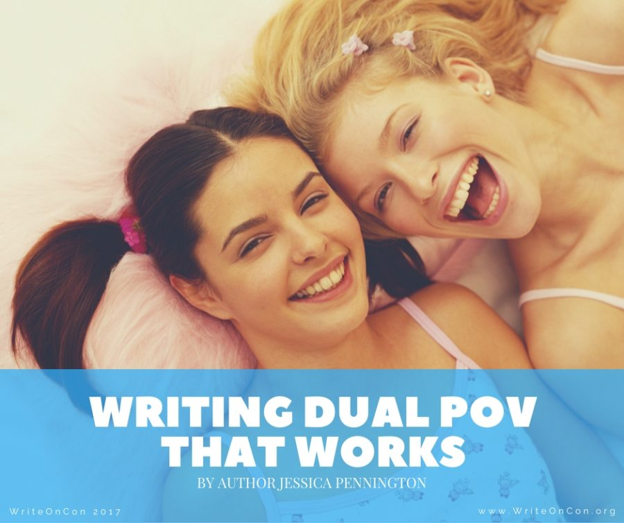 Writing Dual POV that Works