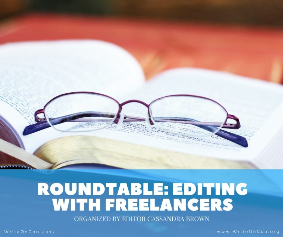 Roundtable: Editing with Freelancers (2017)