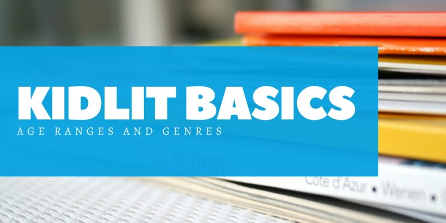 Kidlit Basics: Age Ranges and Genres