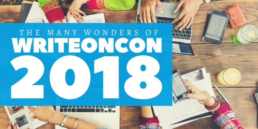 WriteOnCon 2018