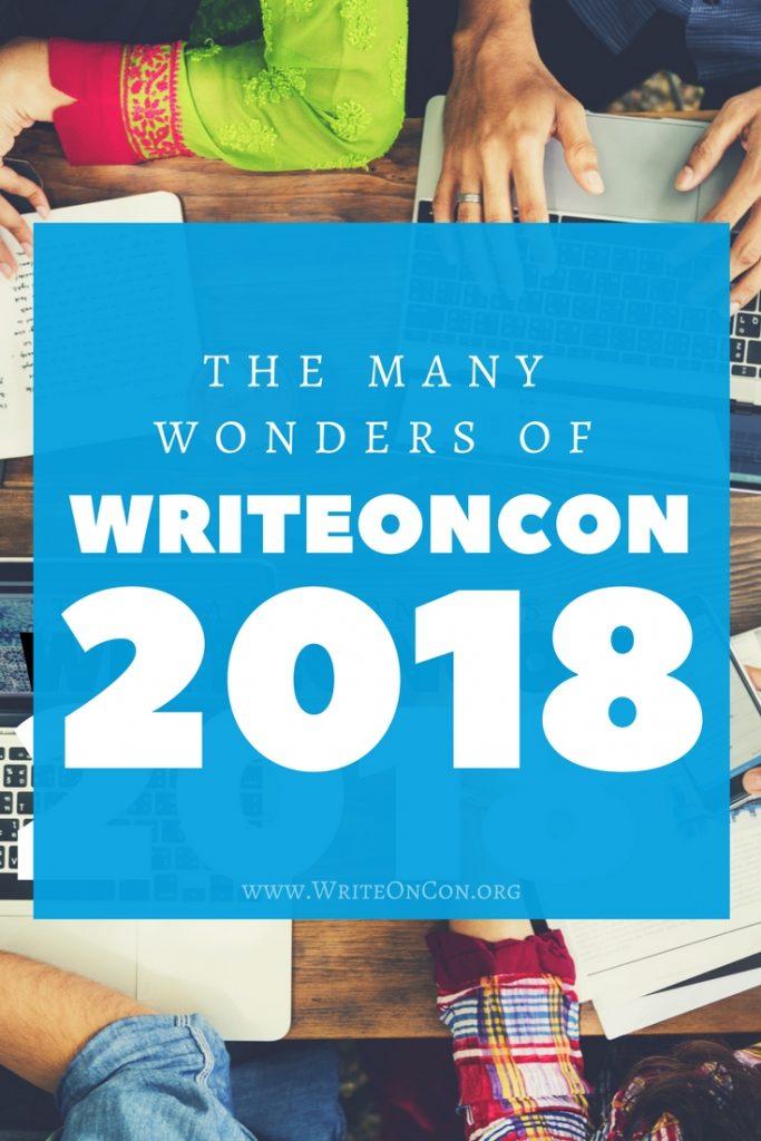 WriteOnCon2018