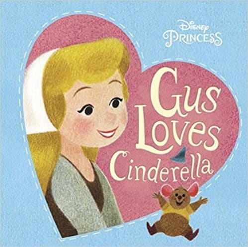Gus Loves Cinderella by Cynthea Liu