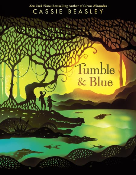 Tumble and Blue
