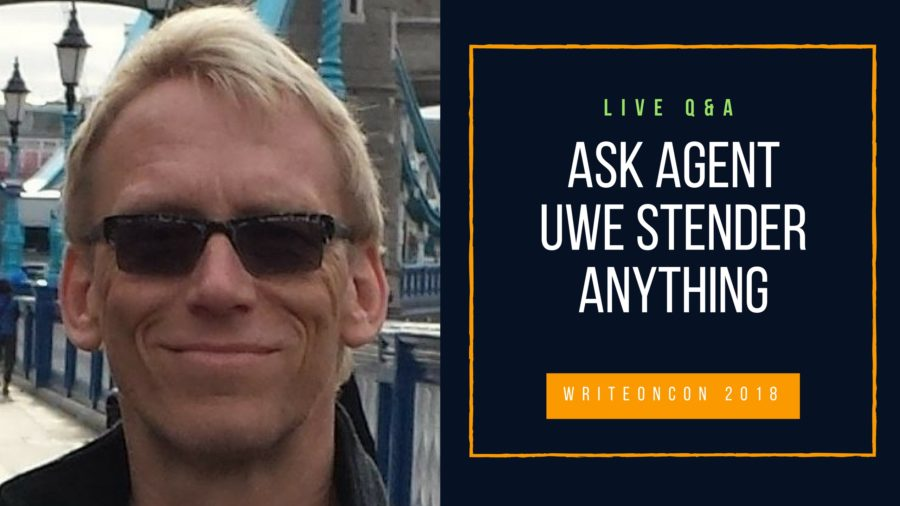 LIVE Q&A: Ask Agent Uwe Stender Anything