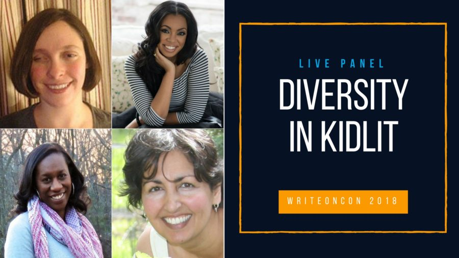 LIVE PANEL: Diversity in Kidlit