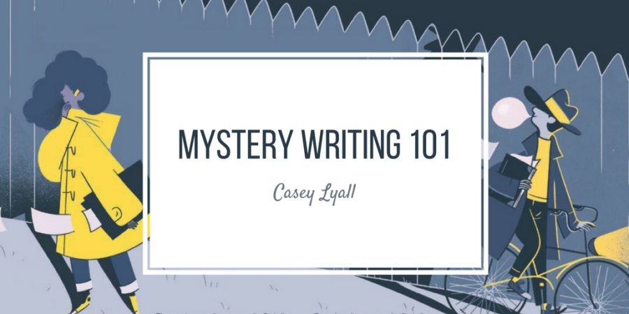 Mystery Writing 101