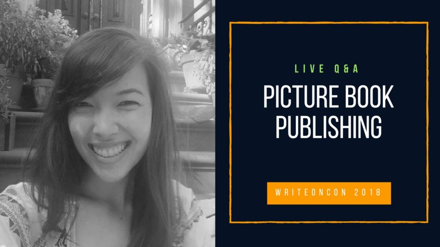 LIVE: Picture Book Publishing (a Deep Dive of the Market Today)