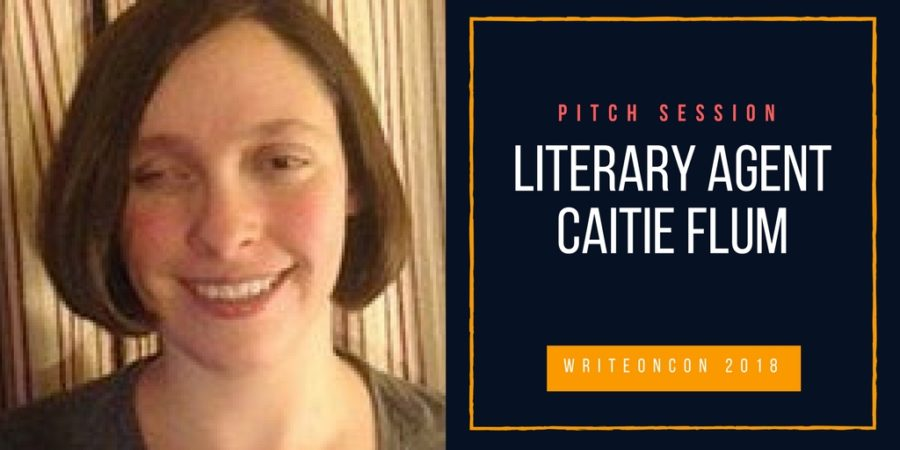 LIVE PITCH: Agent Caitie Flum