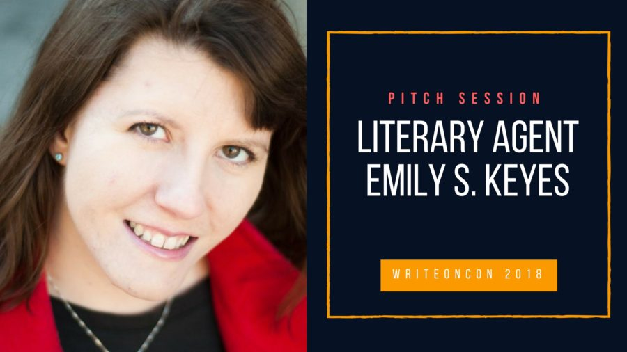 LIVE PITCH: Literary Agent Emily S. Keyes