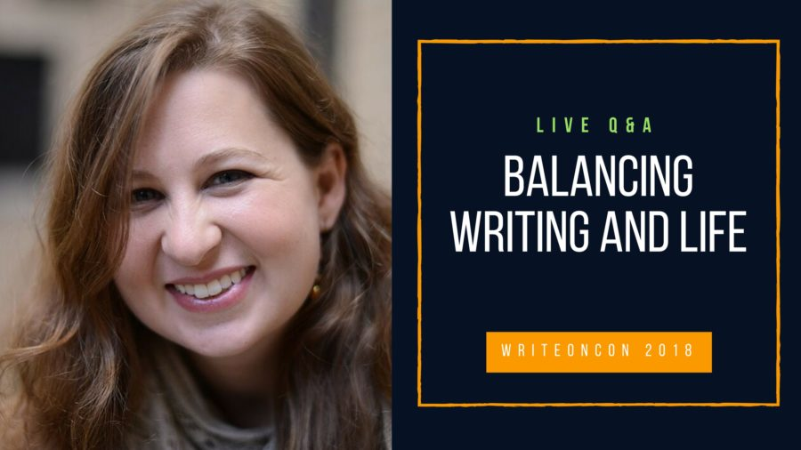 LIVE Q&A: How to Balance Writing and Life, Stop Procrastinating, and Get Focused