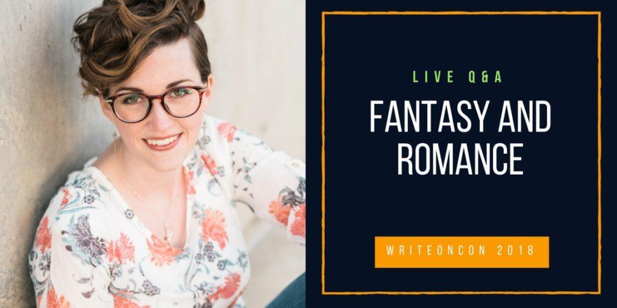 LIVE Q&A: Fantasy AND Romance