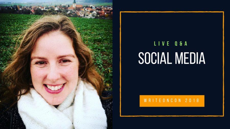 LIVE Q&A: Social Media