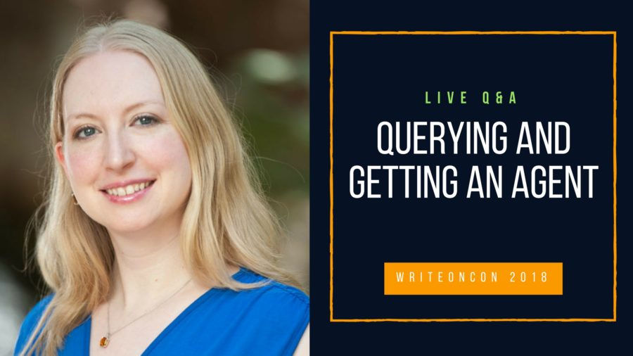 LIVE Q&A: Querying and Getting an Agent