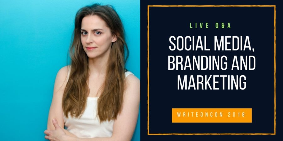 LIVE Q&A: Social Media, Branding and Marketing
