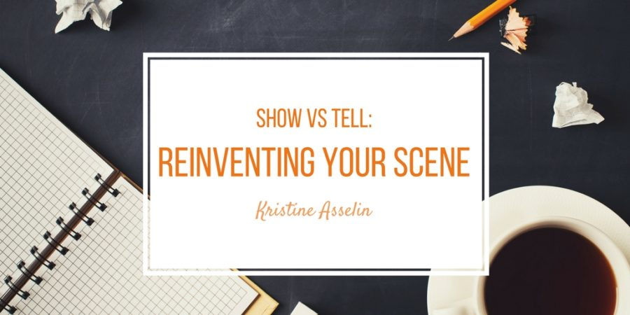 Show and tell_ reinventing your scene