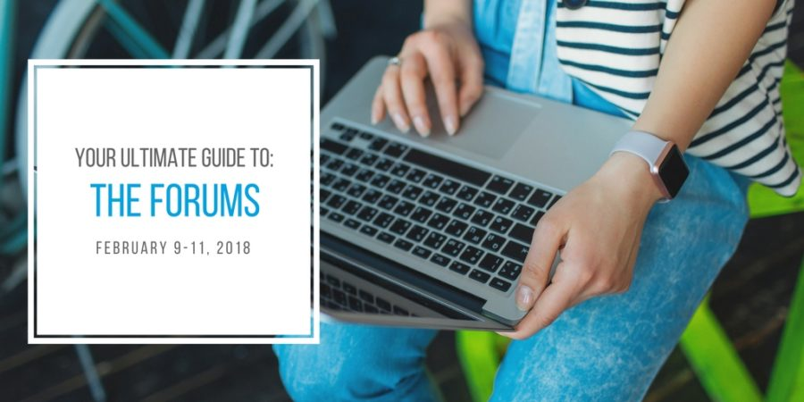 Your Ultimate Guide to: The Forums