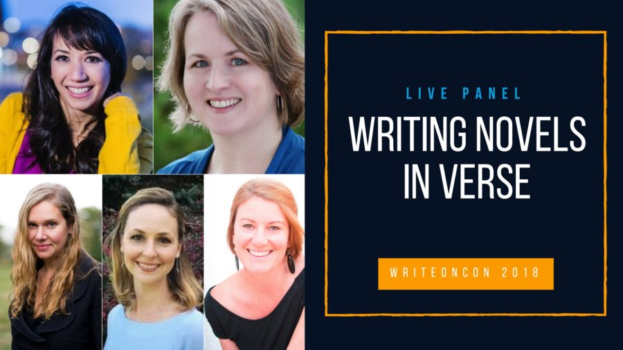 LIVE PANEL: Novels in Verse