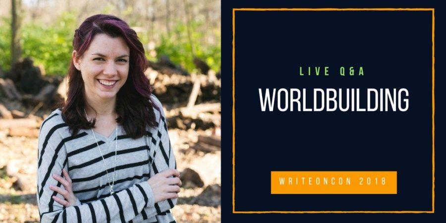 LIVE Q&A: Worldbuilding