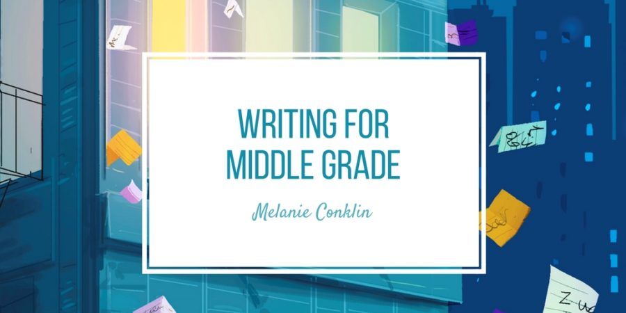 Writing for Middle Grade