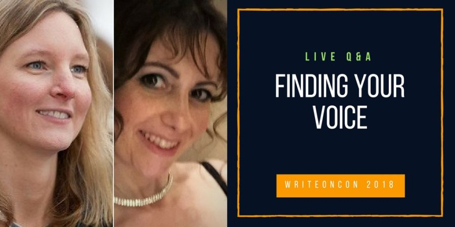 LIVE Q&A: Finding Your Voice
