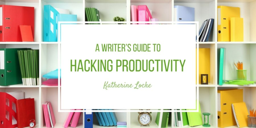 A Writer's Guide to Hacking Productivity
