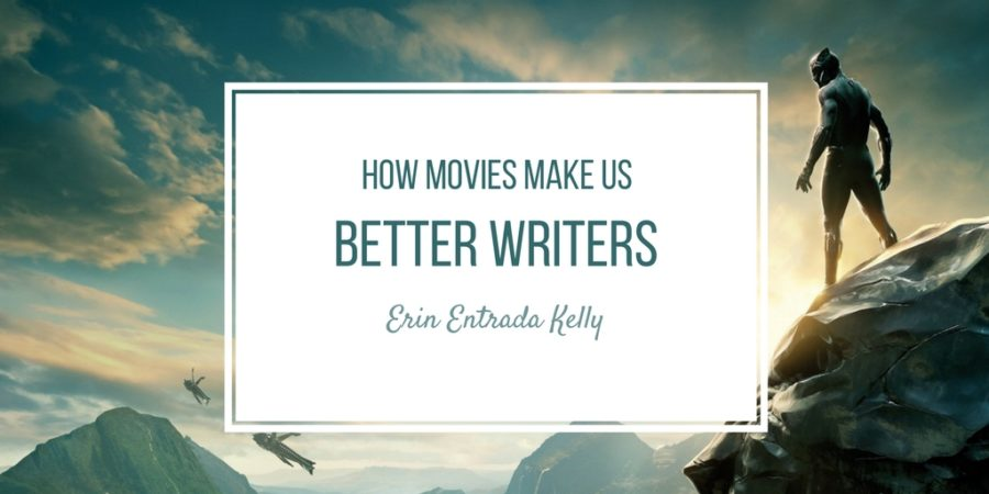 How Movies Make Us Better Writers