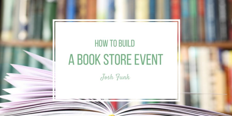 How to Build a Bookstore Event