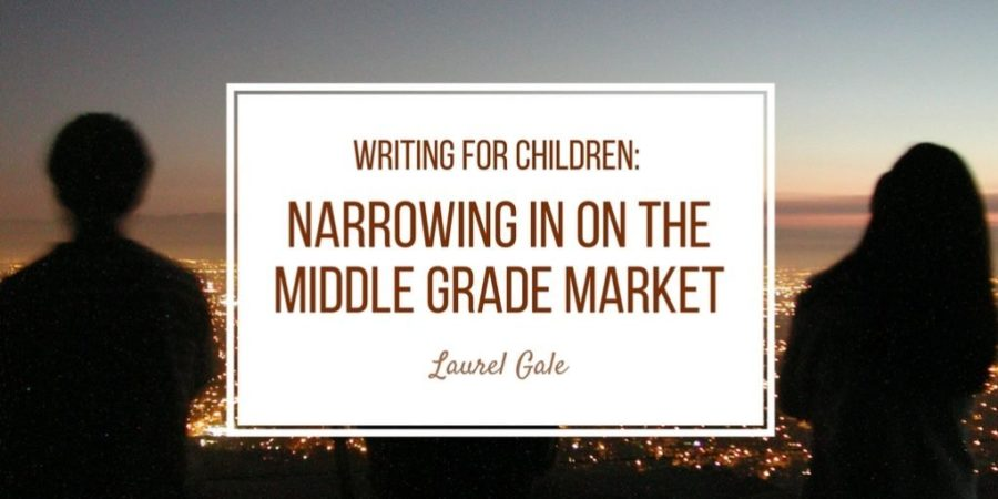 Writing for Children: Narrowing in on the Middle Grade Market