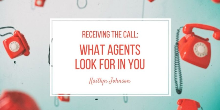 Receiving THE CALL: A View from the Agent's Side
