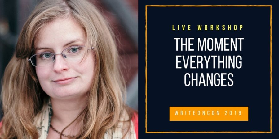 LIVE WORKSHOP: How to Identify the Moment that Everything Changes