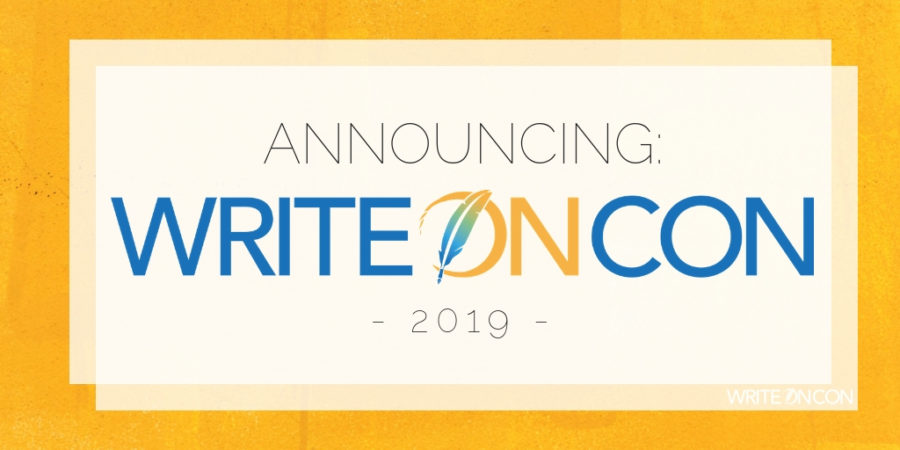 Announcing WriteonCon 2019!