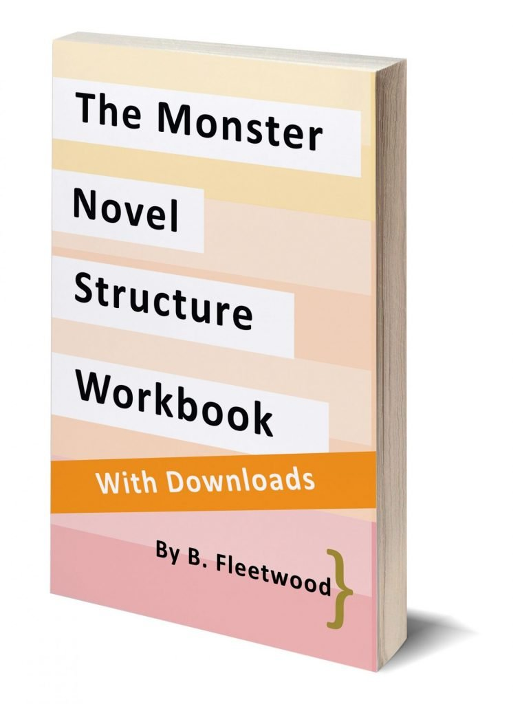 The Monster Novel Structure Workbook