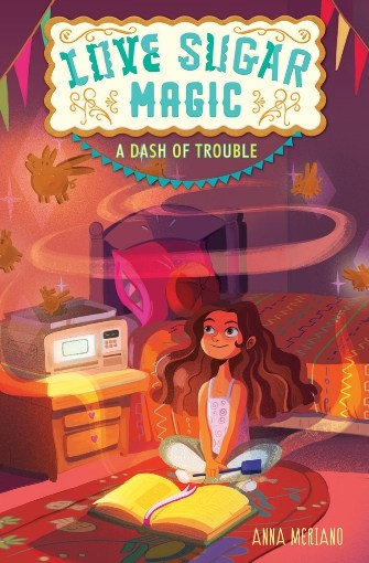 Love Sugar Magic : A Dash Of Trouble
