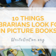 10 Things Librarians Look For in Story Time Picture Books